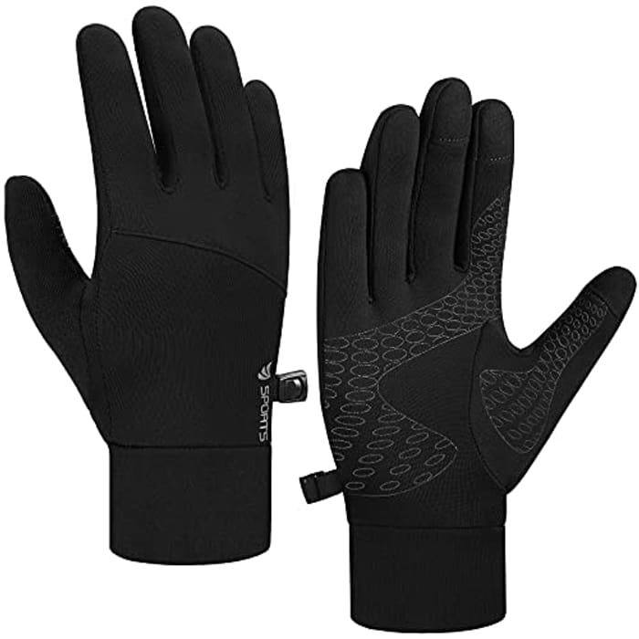 Natugloe Touchscreen Anti-Slip Gloves