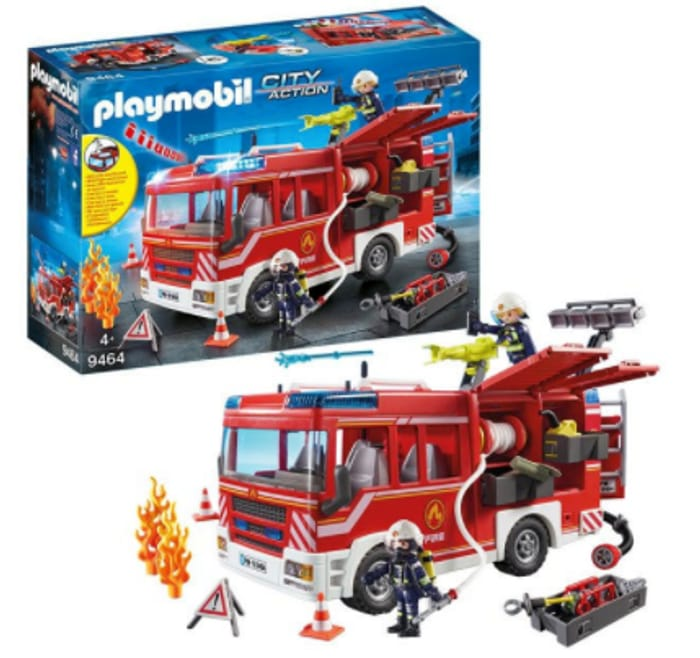 Save up to 50% on Playmobil at Argos