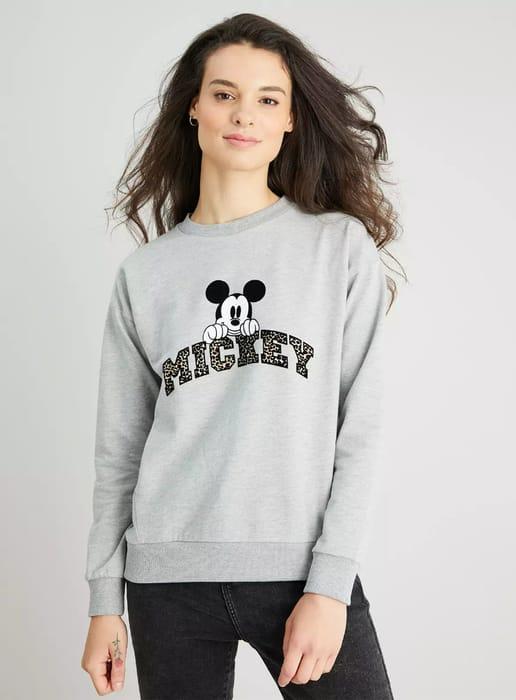 Ladies Disney Sweatshirt! 50% Off!