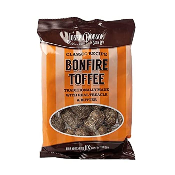 Joseph Dobson & Sons Ltd Bonfire Toffee - Only £1!