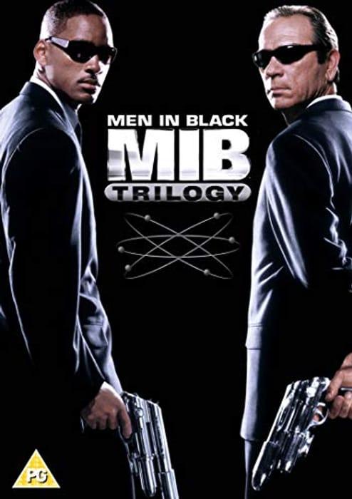 Men in Black Trilogy - Only £1.36!