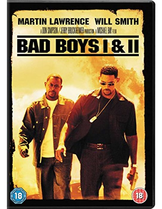 Cheap Bad Boys I & II - Only £1.22!