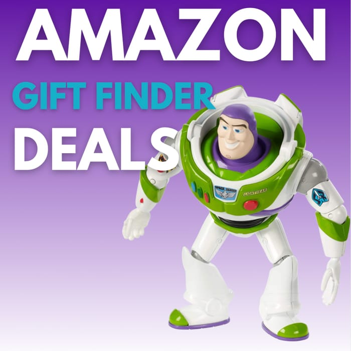 Amazon Gift Finder Tool - Presents under £10 for Everyone