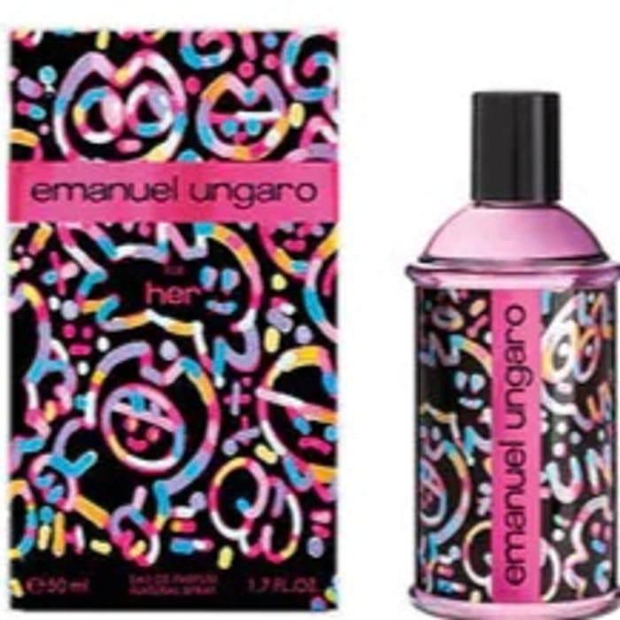 Ungaro Art for Her Eau De Parfum 50ml - £5 Free Click & Collect