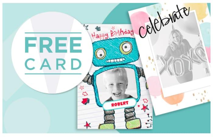 Free Hallmark Personalised Card With Code 'FREECARD2021'