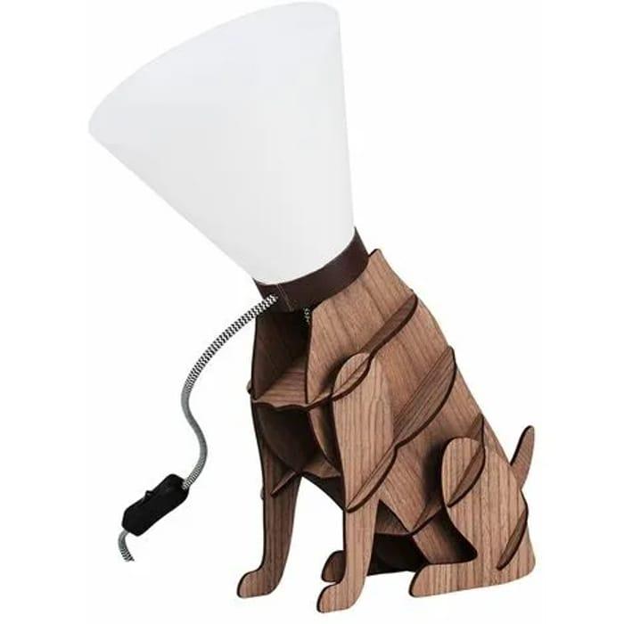 Dog Table Lamp