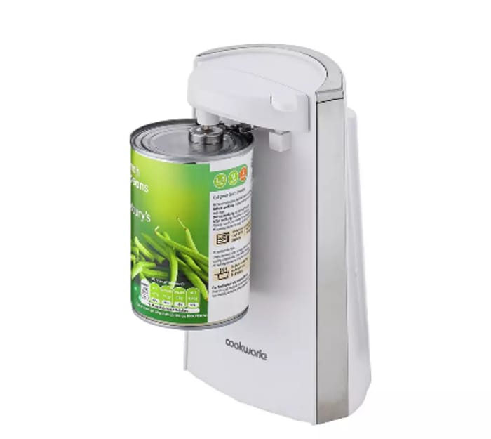 Cookworks Can Opener - Only £7.99