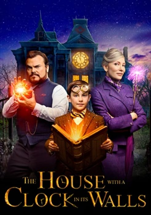 The House with a Clock in Its Walls Free at Sky Store for VIP Members