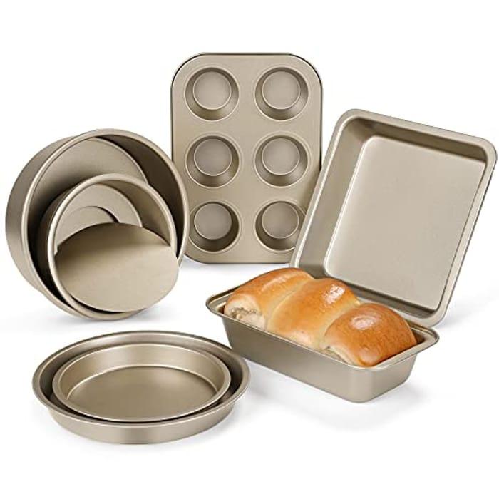 Grelae 7 Piece Nonstick Baking Set