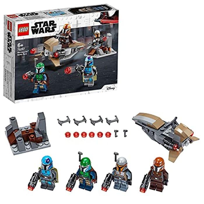 Star Wars Mandalorian Lego Set 40% Off!