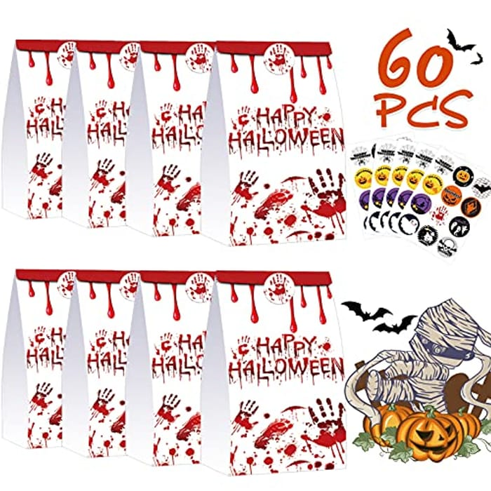 Halloween Party Bag Pack 50% Off!
