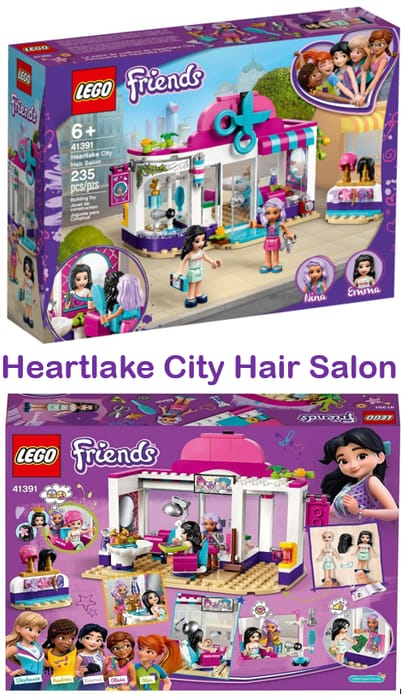 CHEAP! LEGO FRIENDS- Heartlake City Hair Salon