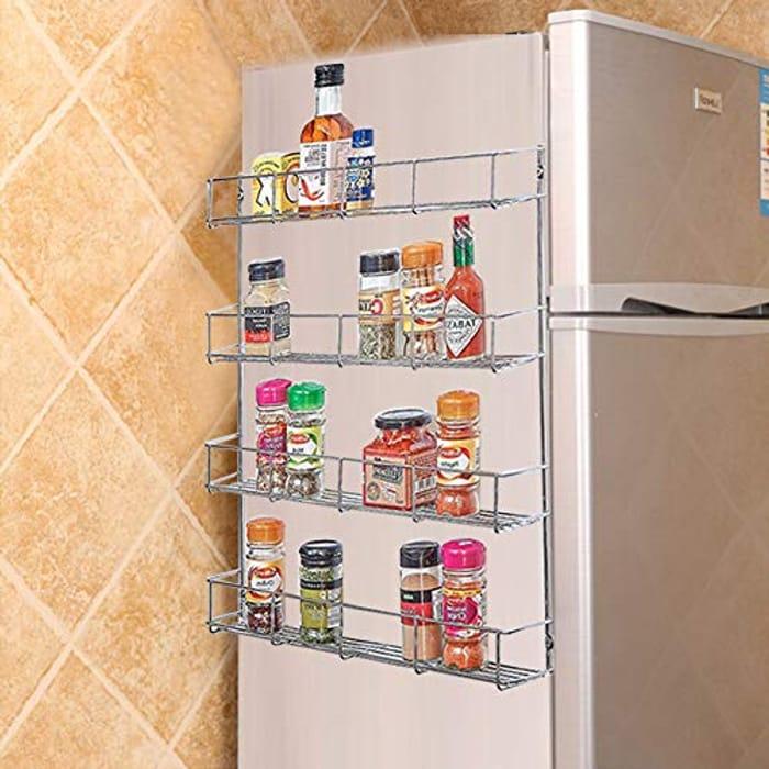 4 Tier Kitchen Rack