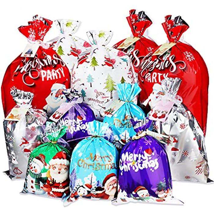 30 Pcs Christmas Gift Bags