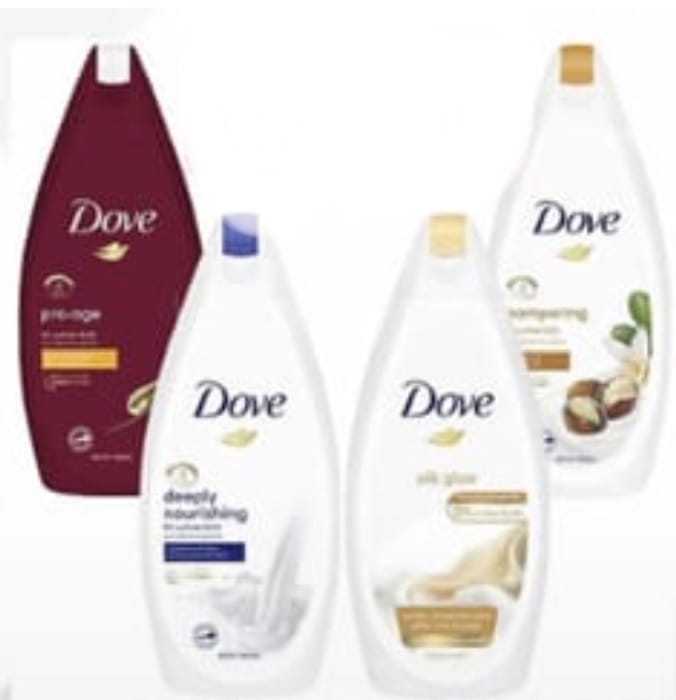 Now £1.78 on Selected Dove Personal Care Body Wash 450ml Members Only
