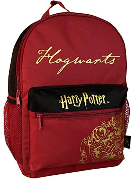 Harry Potter Hogwarts Backpack - Officially Licensed Harry Potter Merchandise