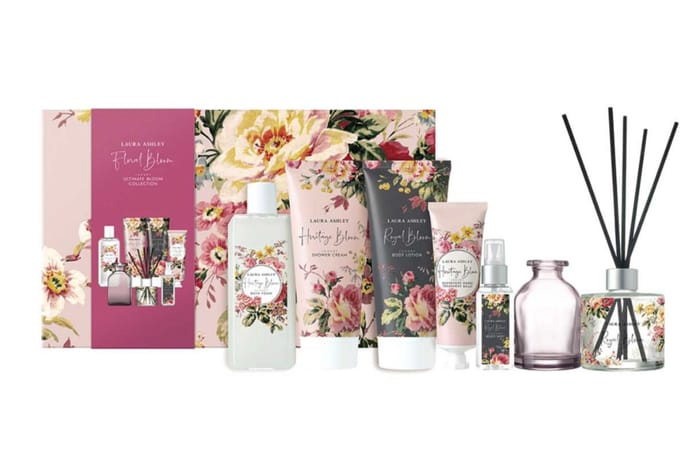 Laura Ashley - Ultimate Bloom Collection with Code MA25QM Only £20