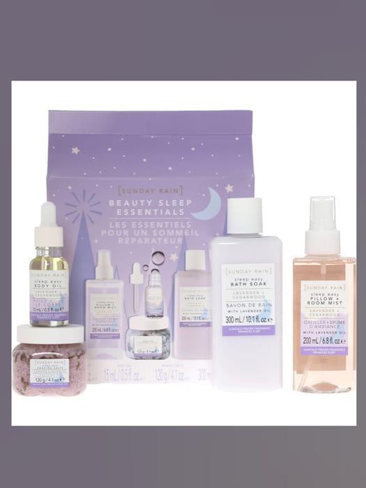 SUNDAY RAIN Beauty Sleep Essentials Gift Set