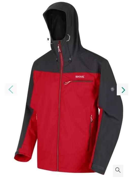Regatta'Hight Stretch' Waterproof Isotex Versatile Jacket