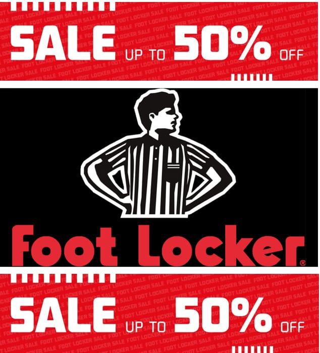FOOTLOCKER SALE - up to 50% off - Nike, Adidas, New Balance Etc.