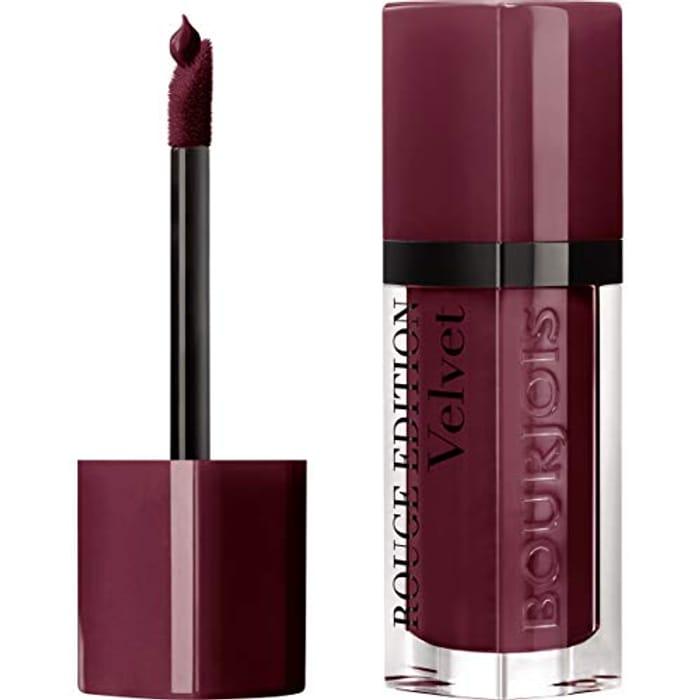 Velvet Liquid Lipstick 37 Ultra-Violette Purples, 6.7ml