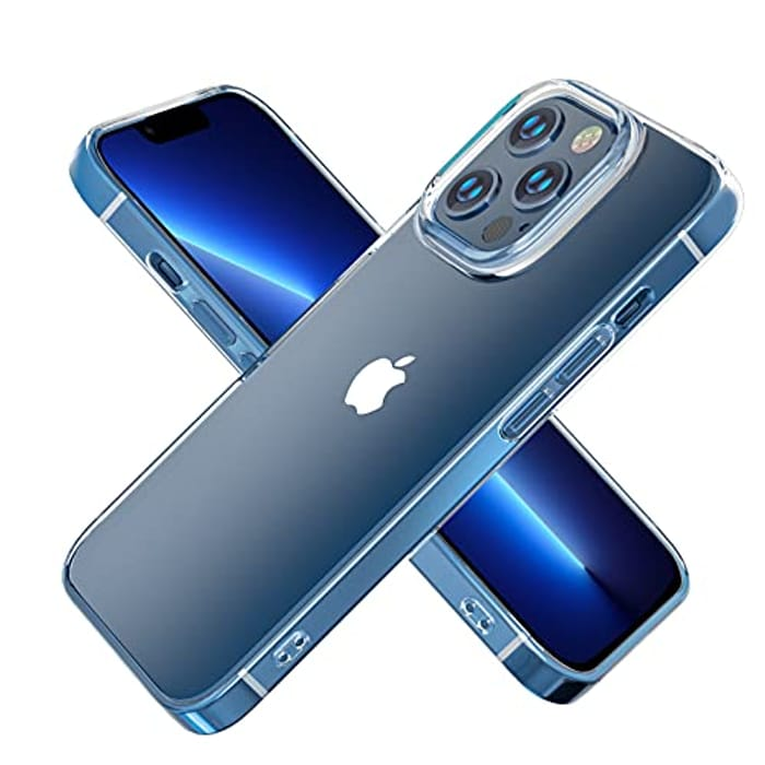 iPhone 13 Pro Clear Protective Cover Case