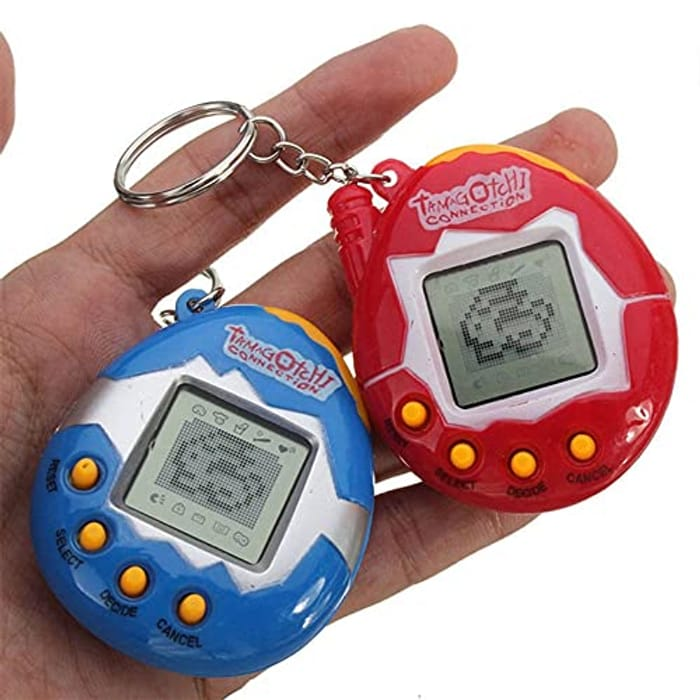 New Random Color Electronic Pet Handheld Device - Only £2.99!