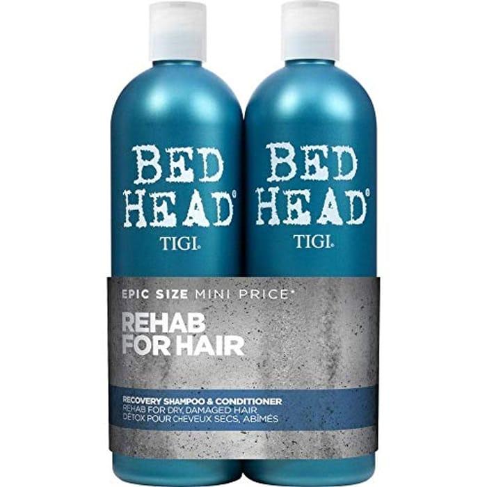 Bed Head by Tigi Urban Recovery Moisture Shampoo & Conditioner Set, 2 X 750ml