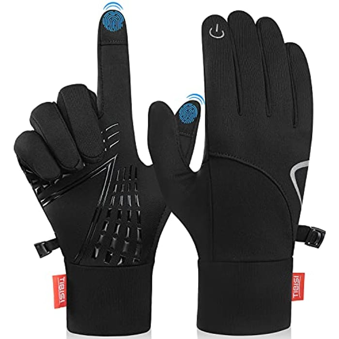 Winter Cycling Gloves Touch Screen