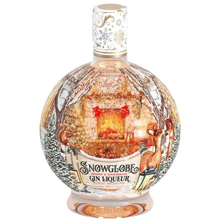 Snow Globe Gin Liqueur