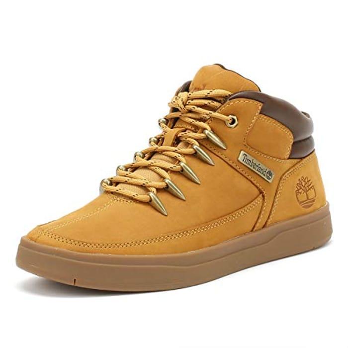 Timberland Davis Square Hiker Men's Desert Boots - Only £40.24!