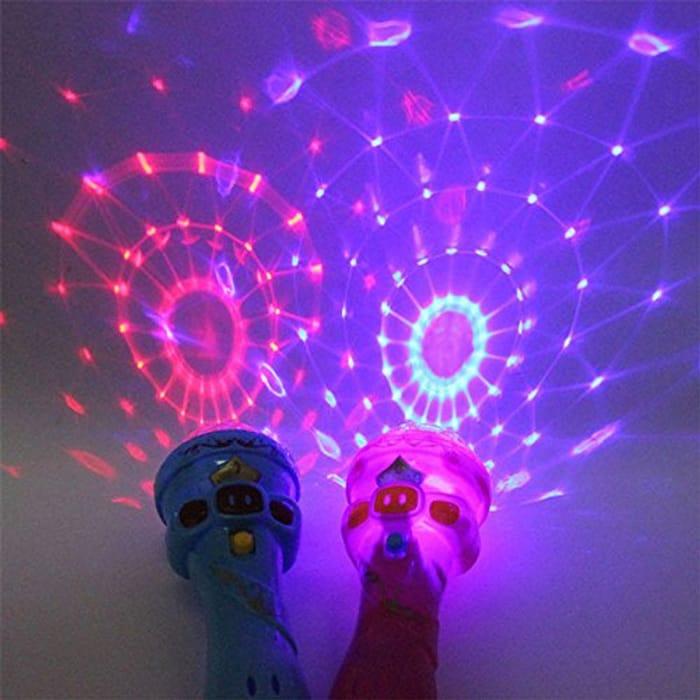 3D Projection Light Stick