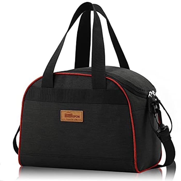 Newox-HOMESPON Large Capacity Insulated Lunch Bag
