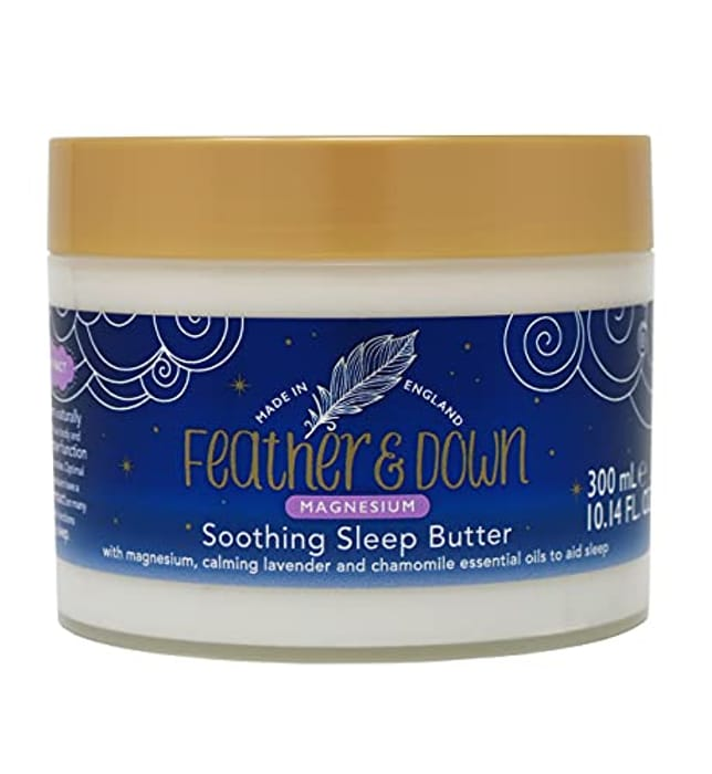Feather & down Magnesium Soothing Sleep Butter (300ml)