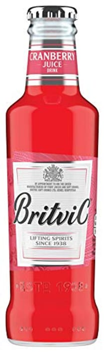 24 Britvic Cranberry / Grapefruit Juice 200ml