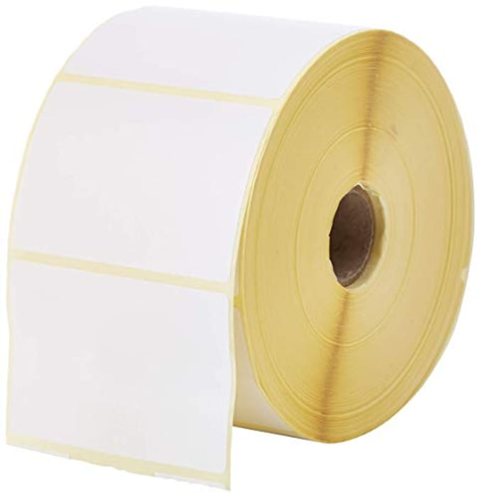 Q-CONNECT 76 X 50 Mm Adhesive Address Label Roll - Only £6.63!