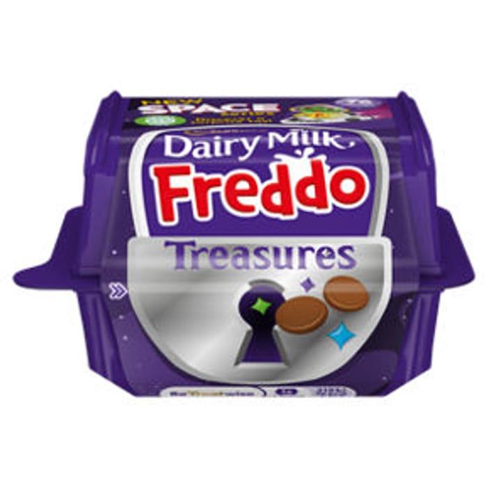 Cadbury Dairy Milk Freddo Treasures Chocolate with Toy 14.4g
