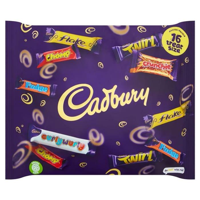 Cadbury Family Heroes Treat Size 222g