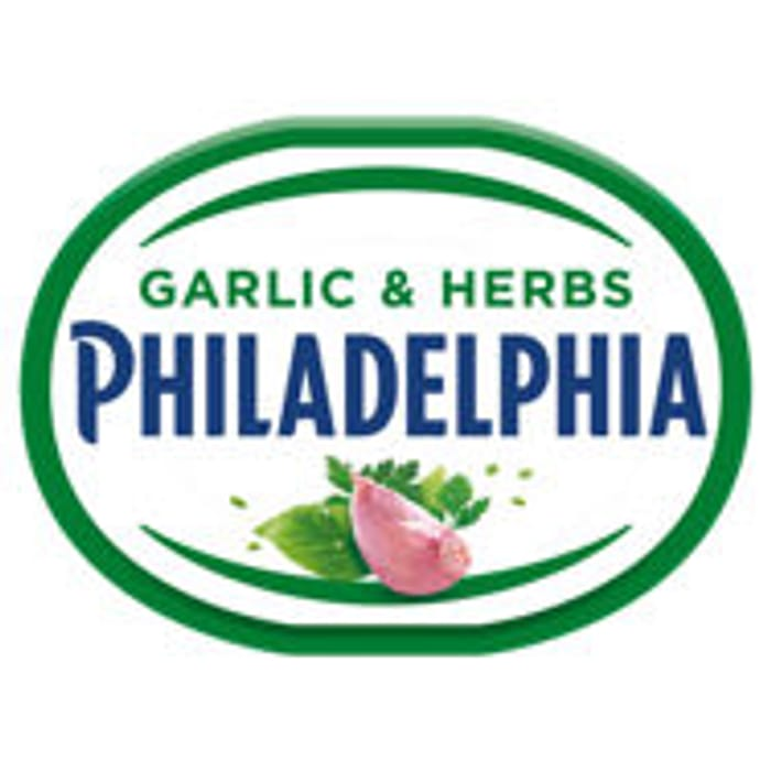 Philadelphia Garlic & Herb Soft Cheese