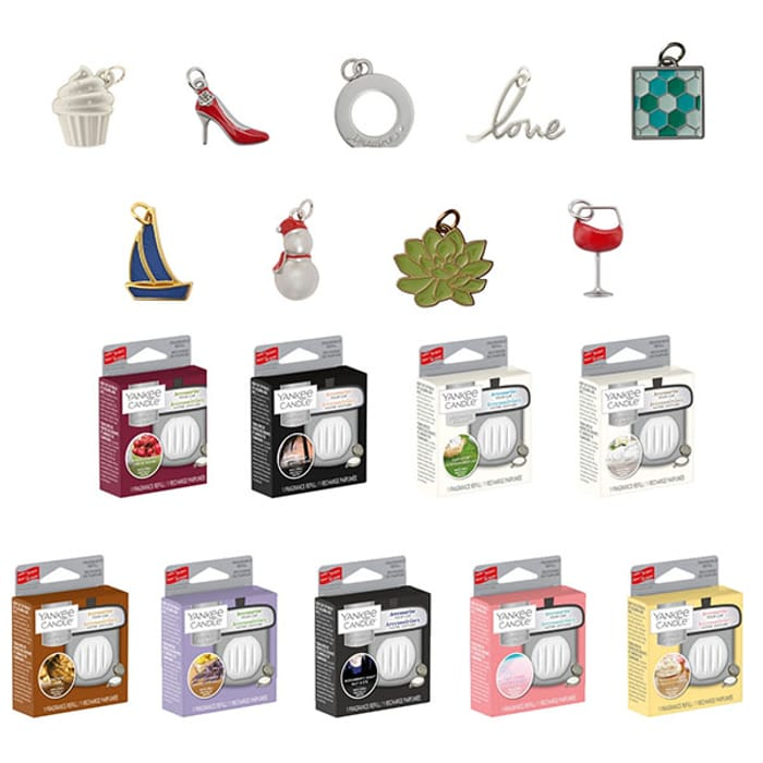 Official Yankee Candle Charming Scents Six Piece Mega Bundle