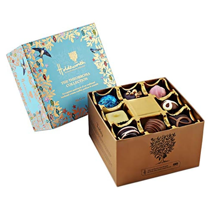 Holdsworth Chocolates Theobroma Collection