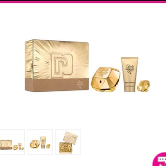 Paco Rabanne Lady Million EDP 50ml Gift Set