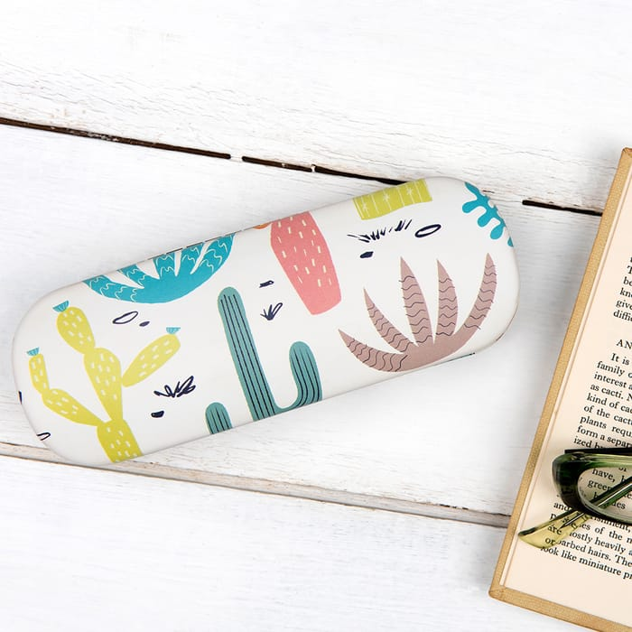 Desert in Bloom Glasses Case and Cleaning Cloth