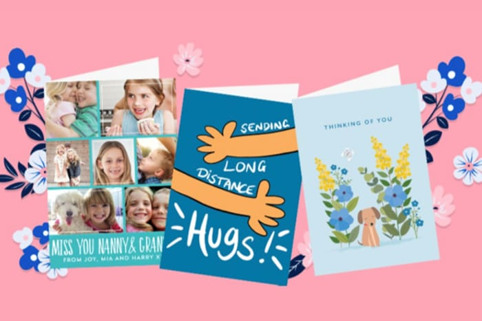 Free Standard Card - Just Pay 85p Delivery with Code at Moonpig
