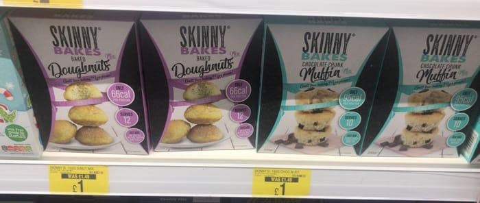 Skinny Bakes Doughnuts Mix / Muffin Mix