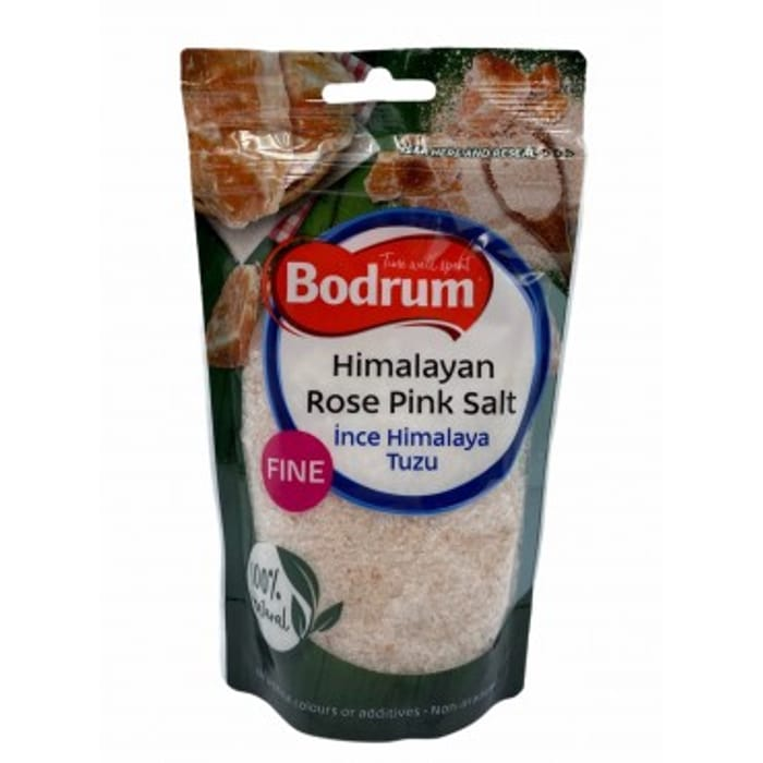 Bodrum Fine Himalayan Rose Pink Salt 250g
