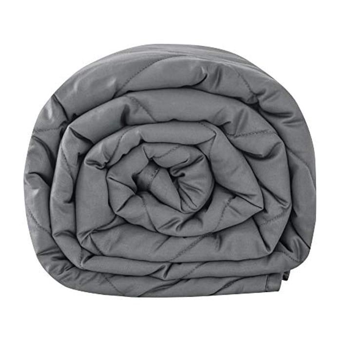 Leefun Cotton 5 Layer Weighted Blanket - 152x203CM