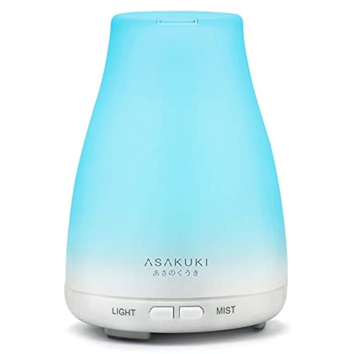 ASAKUKI Aromatherapy Diffuser 100ml