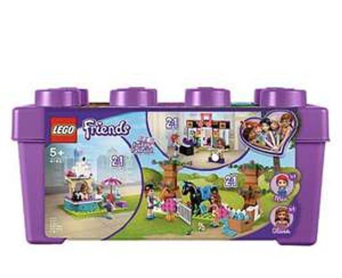 LEGO Friends Heartlake City Brick Box Set 41431