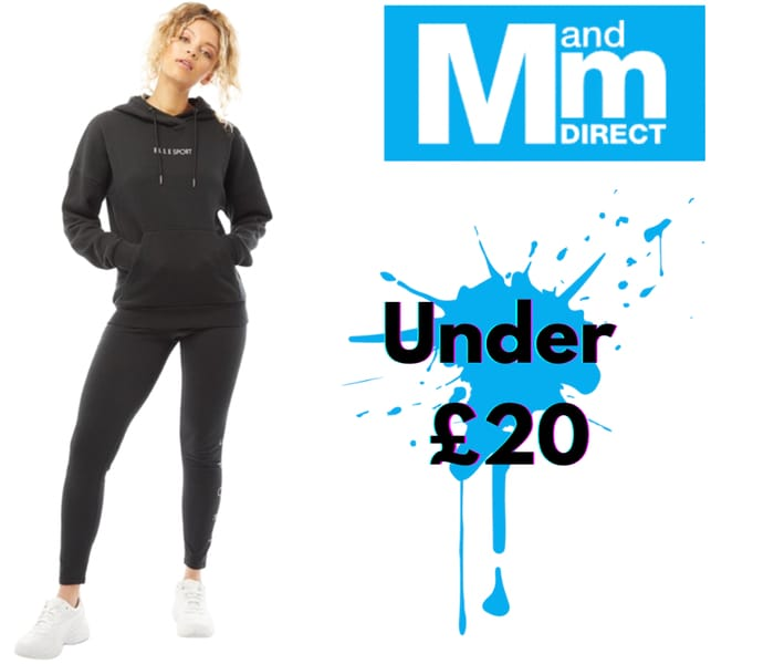 Special Offer! Huge Savings at MandMDirect! Everything £20 or Less